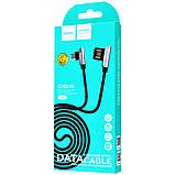 Дата кабель Hoco U42 Exquisite Steel Micro USB Cable (1.2m), фото 2