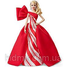 Лялька Барбі Колекційна Святкова 2019 Barbie Collector Holiday FXF01