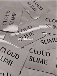 Наклейка «Cloud Slime» для слайма