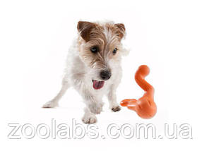 Суперпрочная игрушка для собак Тиззи для мелких пород | West Paw Tizzi Dog Toy, фото 3