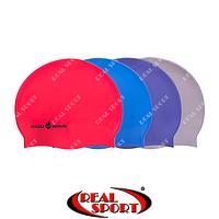 Шапочка для плавання MadWave Metal M053505