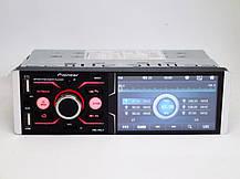 Автомагнитола 4063T Bluetooth/USB/AUX Сенсорный экран, фото 2