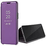 Чехол-книжка Clear View Standing Cover для Xiaomi Redmi Note 9s / Note 9 Pro / Note 9 Pro Max, фото 3