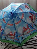 """Зонтик от дождя детский """"Литачки"""""""", разные цвета"""
