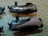 Ручка двери внутренняя правая хромированная Chevrolet Aveo ЗАЗ Вида (оригинал, GM)