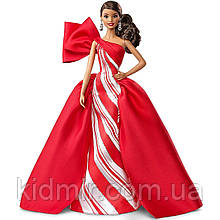 Лялька Барбі Колекційна Святкова 2019 Barbie Collector Holiday FXF03