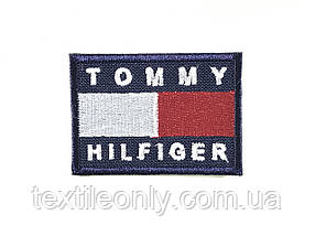 Нашивка Tommy Hilfiger 50х35 мм