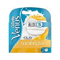 Сменные картриджи Gillette Venus & Olay 2 шт (7702018454860)