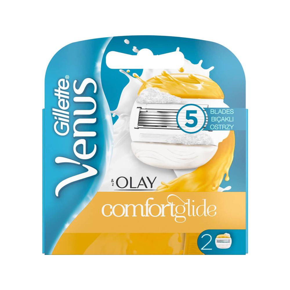 Змінні картриджі Gillette Venus & Olay 2 шт (7702018454860)