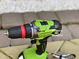 Шуруповерт аккумуляторный Procraft PA18DFR, фото 3