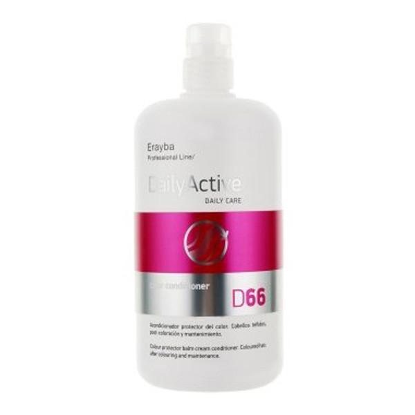 Кондиціонер для догляду після фарбування Erayba Daily Active Color Factor D 66 Conditioner 1000 мл