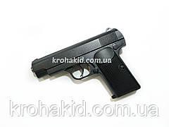 Игрушечный пистолет на пульках металлический детский CYMA ZM 06