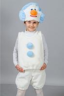 Дитячий костюм Сніговика
