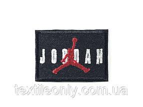 Нашивка Jordan 50х35 мм