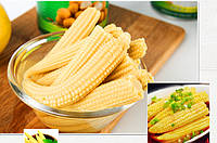 BABY CORN 425мл карликовая кукурузка (побеги, початки) консервированные