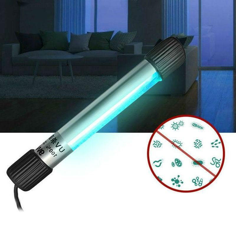 Бактерицидная лампа УФ для дезинфекции помещений