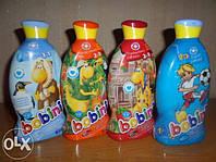 Шампунь-гель для душа-пена дванны Bobini для детей от 1 года Польша