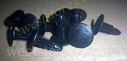 Пистон,Клипса Крепления обшивки багажника черный Lanos Sens Ланос Сенс GM 94530527