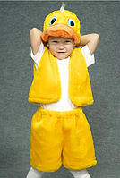 Карнавальный костюм Утенок на мальчика