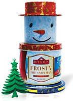 Чай Хайсон  Музыкальный Снеговичок 100 гр, фото 1
