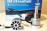 LED Автолампы в Фары H3 (ВидеоОбзор), фото 2