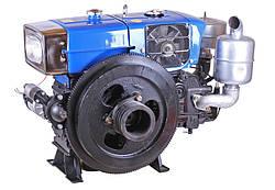 Двигатель ZH1125N 30 л.с. с электростартером
