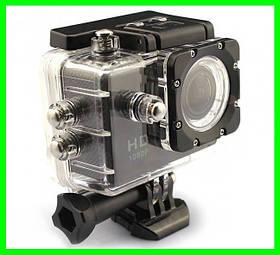 Екшн Камера HD Відеокамера з Аксесуарами і Боксом в Комплекті