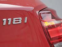 Эмблема надпись багажника BMW 118i, фото 1