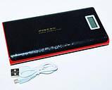 Power Bank с Дисплеем на 40000mAh Портативный Аккумулятор Повер Банк, фото 7