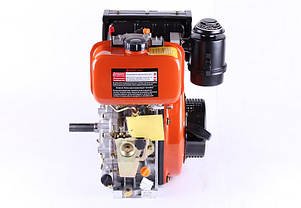 Двигатель 178F  (под шпонку Ø25 мм) (6 л.с.), фото 2