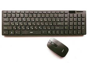 Беспроводная Клавиатура+Мышь (06) Видео Обзор