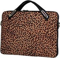 Портфель женский Derby д/ноут. 15.4 (леопард) (0610172,94)