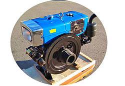 Двигатель ZH1100 Zubr 15 л.с с электростартером