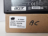 Блок Питания ACER 19v 4.74a 90W штекер 5.5 на 1.7 (ОРИГИНАЛ) Зарядка для Ноутбука, фото 6