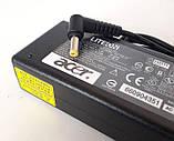 Блок Питания ACER 19v 4.74a 90W штекер 5.5 на 1.7 (ОРИГИНАЛ) Зарядка для Ноутбука, фото 8