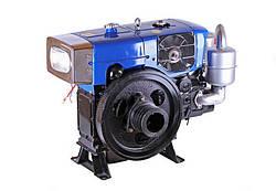 Двигатель ZH1105N 18 л.с. с электростартером