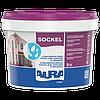 Атмосферостійка фарба для цоколів і фасадів Aura Luxpro Sockel TR 9 л