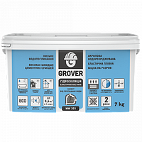 Мастика гідроізоляційна Grover MW 301 7 кг