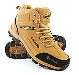 Ботинки Colamb!a ЗИМА-МЕХ Мужские Коламбиа (размеры: 41) Видео Обзор, фото 4