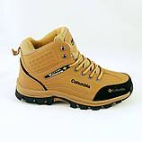Ботинки Colamb!a ЗИМА-МЕХ Мужские Коламбиа (размеры: 41) Видео Обзор, фото 8