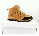 Ботинки Colamb!a ЗИМА-МЕХ Мужские Коламбиа (размеры: 41) Видео Обзор, фото 9