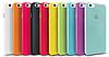 Черный пластиковый чехол 0,15 мм для Iphone 6 6S