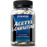 Жиросжигатель Dymatize Nutrition Acetyl L-carnitine 90 капс