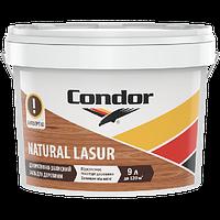 Декоративно-захисний засіб для деревини Condor Natural Lasur колір безбарвний 0.75 л