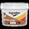 Декоративно-захисний засіб для деревини Condor Natural Lasur колір твк 2.5 л