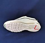 Кроссовки N!ke Air Max 97 Белые Найк Мужские (размеры: 42,44) Видео Обзор, фото 3