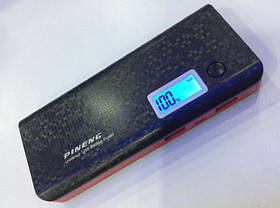 Power Bank с Дисплеем на 10000mAh Портативный Аккумулятор Повер Банк