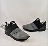 Кроссовки Adidas Чёрно - Серые Мужские Адидас (размеры: 40,41,42,43,44) Видео Обзор, фото 3