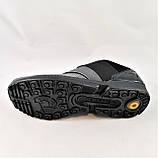 Кроссовки Adidas Чёрно - Серые Мужские Адидас (размеры: 40,41,42,43,44) Видео Обзор, фото 5