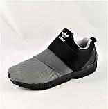 Кроссовки Adidas Чёрно - Серые Мужские Адидас (размеры: 40,41,42,43,44) Видео Обзор, фото 7